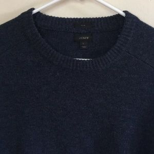 J. Crew slim fit sweater 100% lambswool